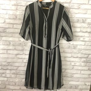 Enfocus Studio  Striped dress